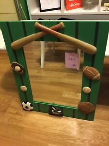 Sports mirror - available