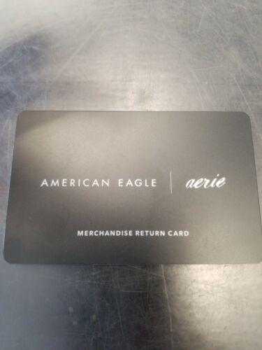 241.95 American Eagle Aerie Gift Card Merchandise Credit BALANCE 241.95 - $216.00