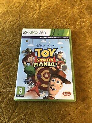 Toy Story Mania Xbox 360 Game