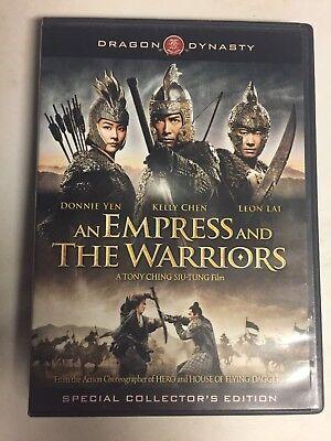 An Empress  the Warriors (DVD, 2009, Widescreen) Not a Scratch!