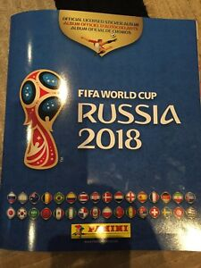 FIFA World Cup Panini Stickers