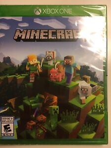 New Minecraft for Xbox One