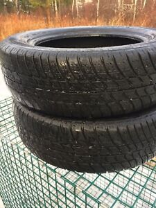 For Sale - 2 All Season Tires P185/65R15 All Season Tires