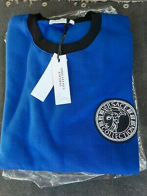 Versace Collection Medusa Sweater Winter Sz (Medusa Collection)