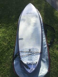 Hypto Krypto surfboard
