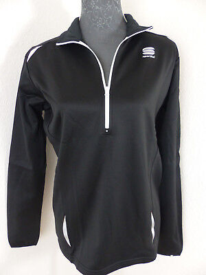 Herren Thermal Top (Neues Sportful Oxygen Top Herren Thermal Fahrrad-Lamgarmshirt Gr L Schwarz )