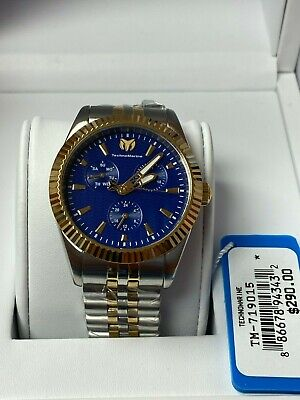 TechnoMarine TM-719015 Sea Dream Women's 38 mm NEW 2020 Two Tone Watch