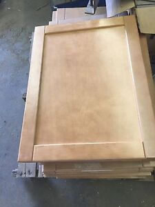 Drawer and cup board doors