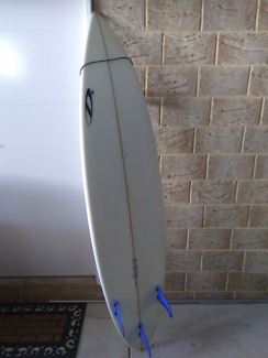 Surfboard. Ready to go