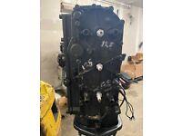 Mercury Mariner 75 90 2 stroke powerhead used good compression