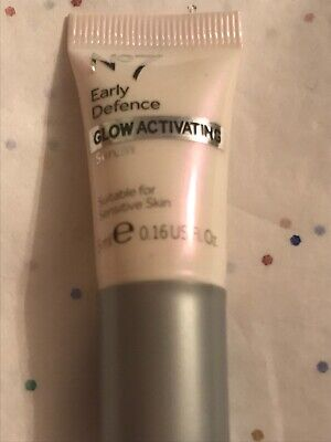 Boots No. 7 Early Defense Glow Activating Serum Mini 0.16 oz / 5 mL - FREE SHIP