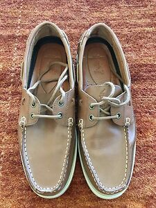 Polo leather loafers