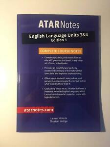 atar notes | Textbooks | Gumtree Australia Free Local