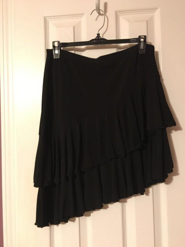 Black rhythm dance skirt size 10-12