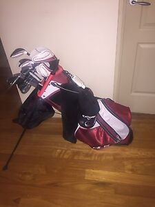 Callaway golf set with burner woods Maylands Bayswater Area Preview