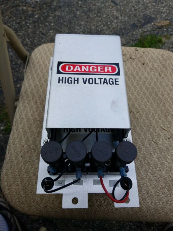 General Electric Signal And Switch Rectifier 110VDC
