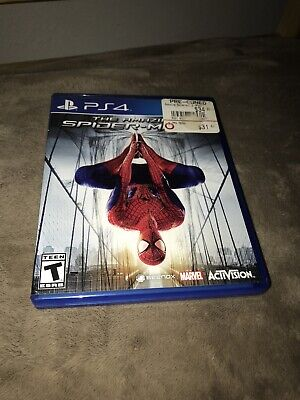 The Amazon Spider-Man 2 PS4 Pre Owned