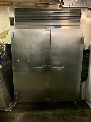 Traulsen Rht232wut-013 2 Door Stainless Reach In Refrigerator Used