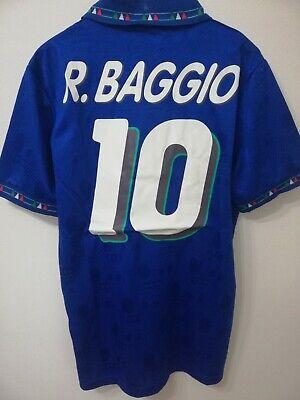 MAGLIA ITALIA MONDIALE USA 94 WC MUNDIAL BAGGIO BARESI MALDINI ZOLA CONTE...