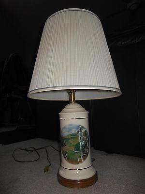 Vintage 1993 John Deere Table Lamp...