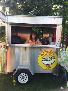 HELP WANTED FOR HOT DOG STAND TO WORK BBQ