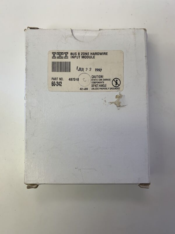 ITI  8 zone hardwire input module Part # 60-242