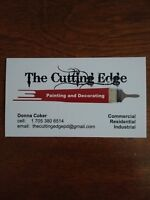 The Cutting Edge Painting and Decorating