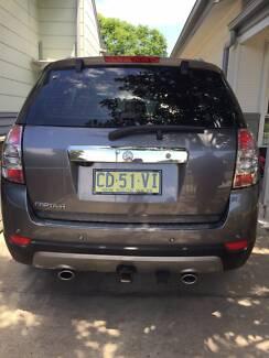 2008 Holden Captiva Wagon 7 Seater Auto