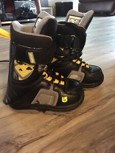 Botte Burton 11 enfant