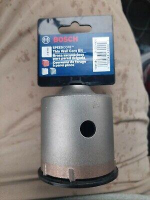 Bosch 2-916 In. Sds-plus Speedcore Thin-wall Core Bit Removal Masonry T3915sc