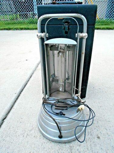 Vintage Sun Kraft Sun Lamp Model A-1 in case