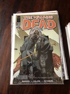 The Walking Dead comics Issue 101-174