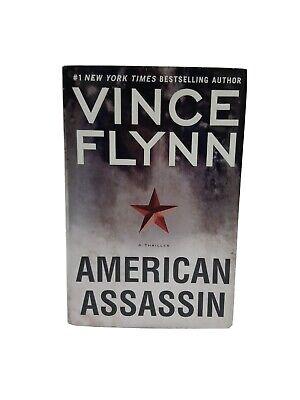 Vince Flynn American Assassin #1 New York Times Best