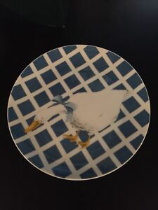 Four Side Plates in a Box