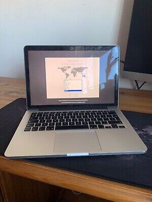 Apple MacBook Pro 13.3 Inch (mid 2014, 16GB RAM, 2.8GHZ I5, 500GB SSD)