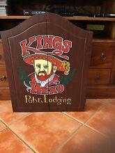 KINGS HEAD PUB & LODGING DART BOARD Jewells Lake Macquarie Area Preview