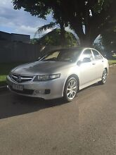 Honda Accord Euro Idalia Townsville City Preview