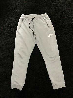 Nike Mens Joggers Size Medium Grey