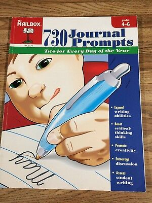 The Mailbox - 730 Journal Prompts - g. 4-6