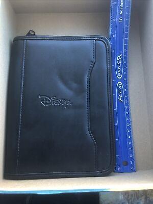 Gemline Disney Leather 9 X 6 Inch Binder W Notepad