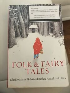 Folk and fairy tales 4th edition