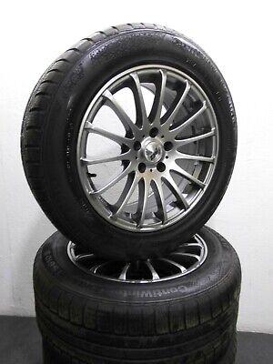 """4 Winterreifen 235 55 R17 Mercedes GLK-S-Klasse  X204 W221 """"AEZ"""" 17"""" Alufelgen"""