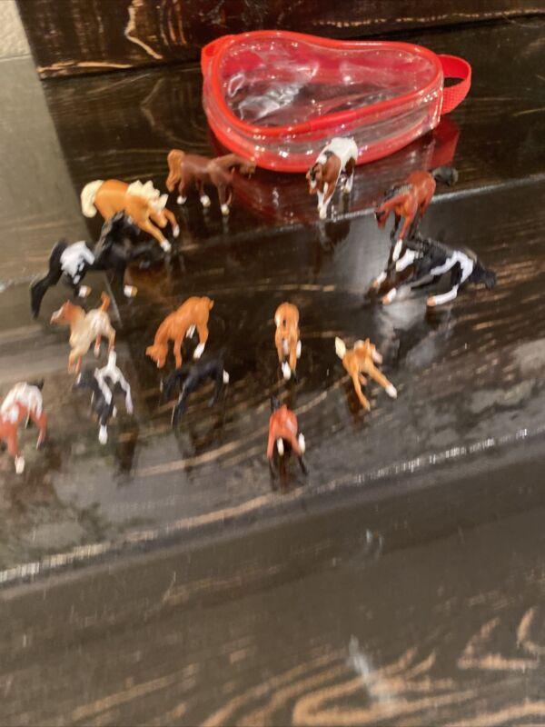 Breyer Mini Whinnies Pony Gals. 14 Wild Horses.