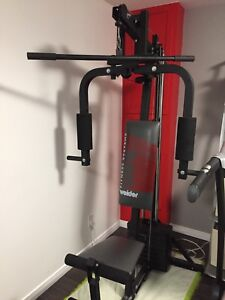 Multi-station Weider