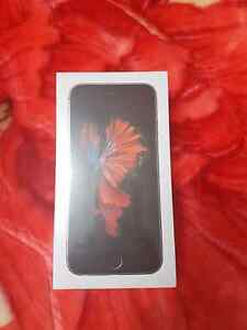 iPhone 6S  black brand new 64gb Australian model Holden Hill Tea Tree Gully Area Preview