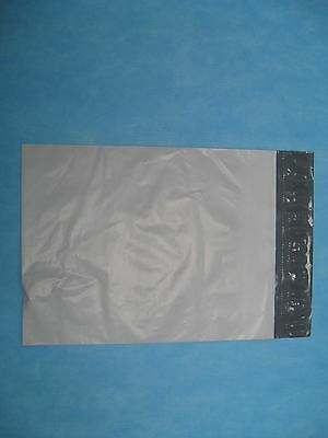 250 - 14.5 X 19 White Poly Mailers No Bubble