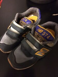 Toddler size 8 New Balance shoes