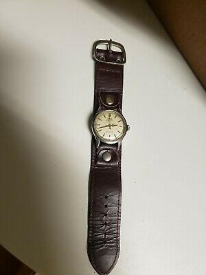 Vintage Rare Military Mido Multifort Automatic Watch