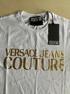 Versace  jeans couture t shirt Small Slim Fit