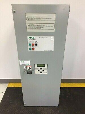 Asco D07atsa30070n5xc Automatic Transfer Switch 7000 Series